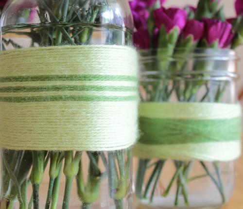 Diy Mason Jar Wedding Ideas: {DIY} 10 DIY Mason Jar Wedding Ideas