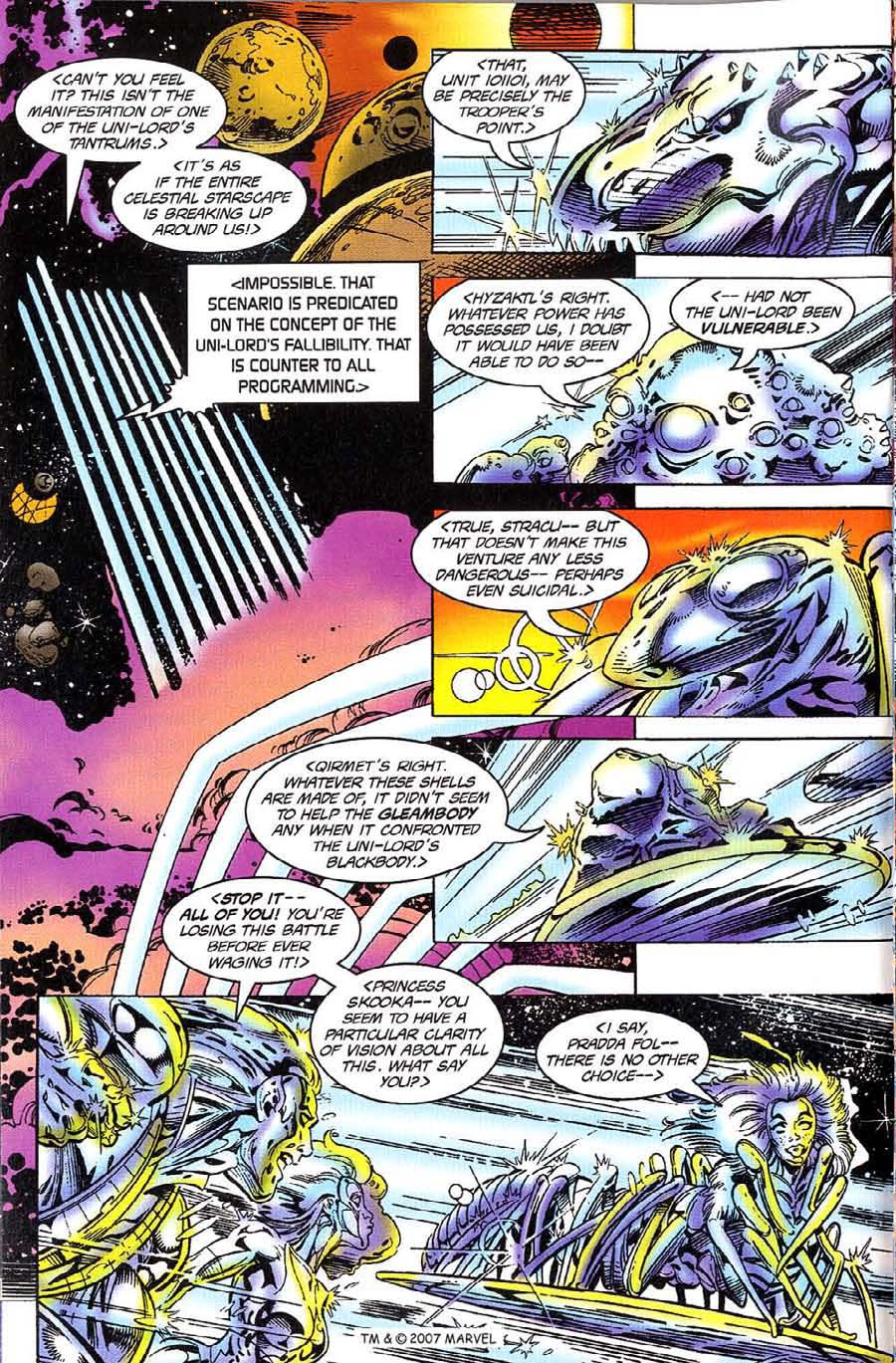 Read online Silver Surfer (1987) comic -  Issue #117 - 8