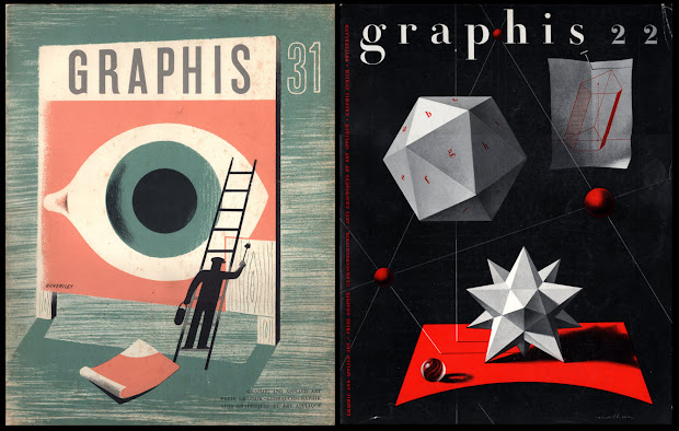 Phil Beard Graphis Magazine Covers