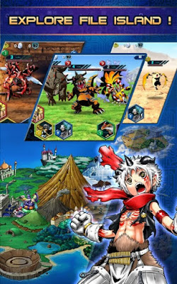 Digimon Heroes! Apk v1.0.17 Mod (Always Earn 400 FP)
