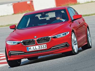 Next Gen 2018 BMW 3 Series Hd Pictures 01