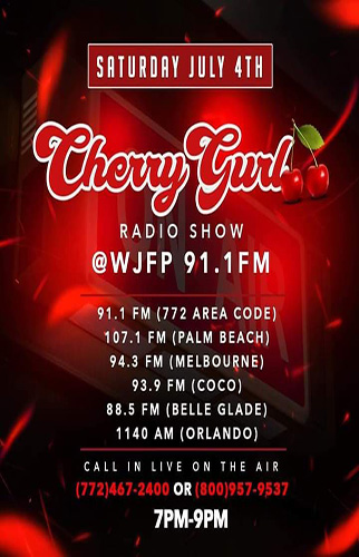 Cherry Gurl Radio Show
