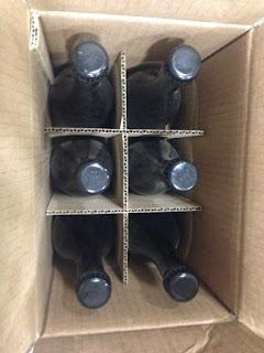 cajas para 6 botellas de vino