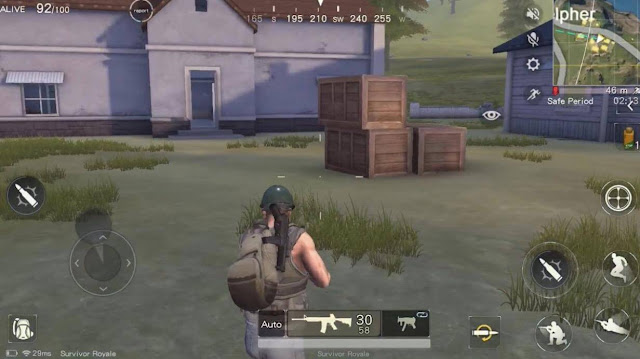 تحميل لعبة Survivor Royale سورفيفور رويال 2019