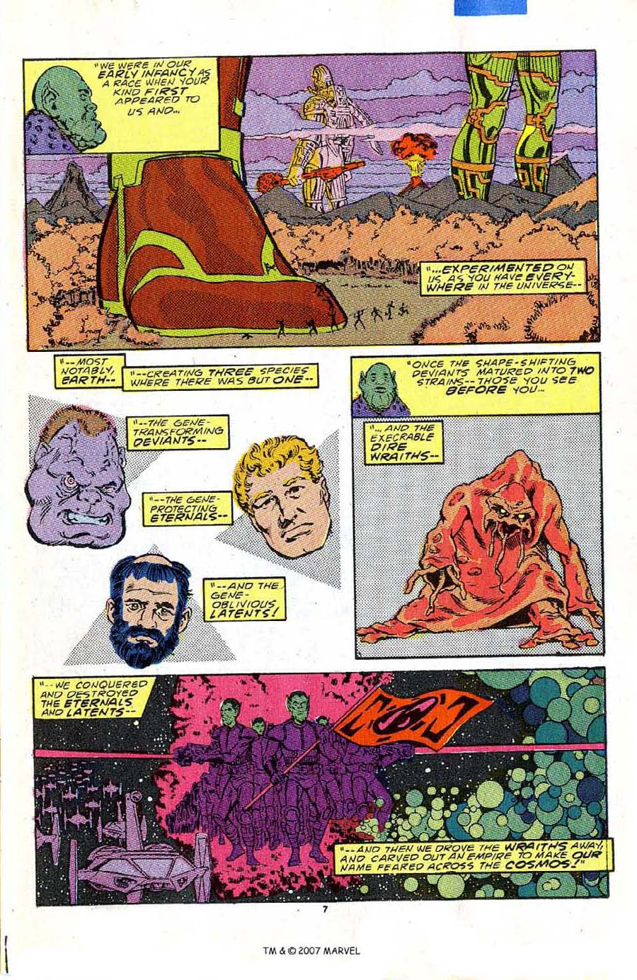 Read online Silver Surfer (1987) comic -  Issue #5 - 11