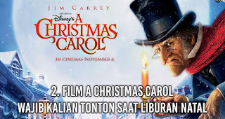 Film A Christmas Carol wajib kalian tonton saat Liburan Natal