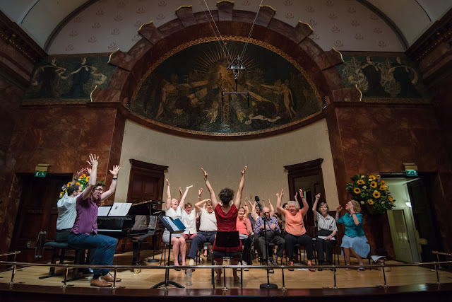 Wigmore Hall Learning - Singing with Friends (photo James Berry)
