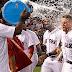 #MLB: Vázquez, Medias Rojas dejaron tendidos a Indios con HR de oro en la 9na