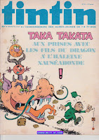 Taka Takata aux prises avec les fils du Dragon à l'haleine nauséabonde !