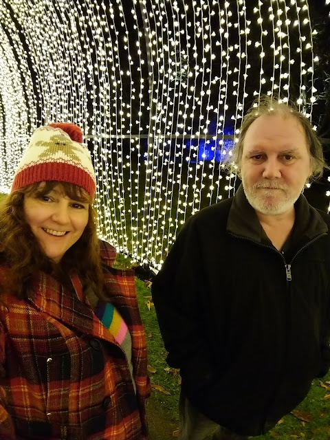Christmas at Beaulieu - Cathedral of Light