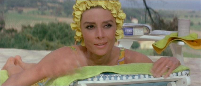 The Style Essentials--Audrey Hepburn Gets Modern in 1967's ...