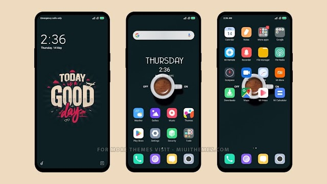 DOPE [MOD] MIUI Theme | A Perfect Mi Theme for Clean and Attractive Look