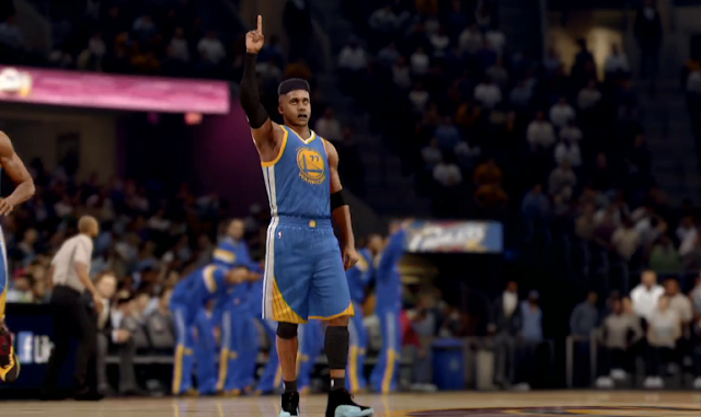 The Hoop Gawd NBA Live 2016 player scan face EA E3