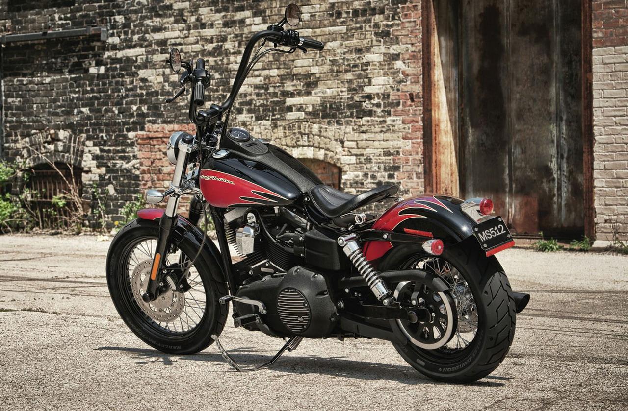 2012 harley davidson fxdb dyna street bob motorcycle. Black Bedroom Furniture Sets. Home Design Ideas
