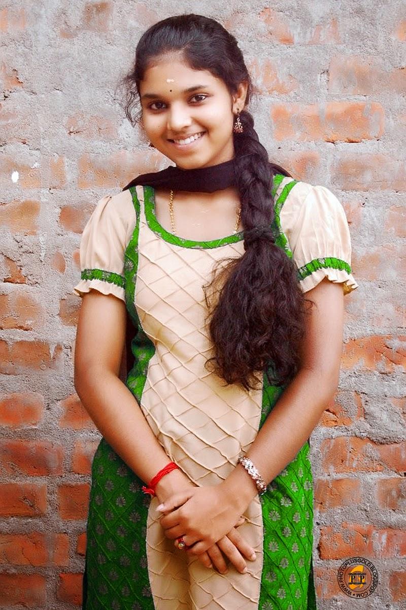 South Indian Cute Homely Teenage Actress Anu Krishna As A