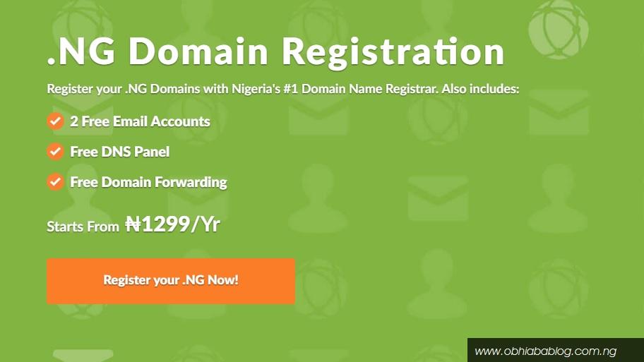 DomainKing .ng domains