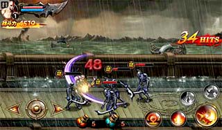 god of war game for android