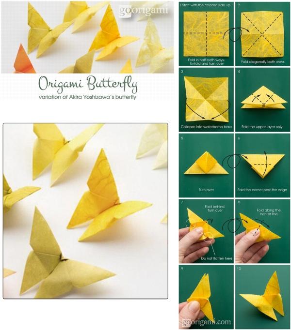 Tutorial de artesan as origami kusudama y kirigami la - Origami para todos ...