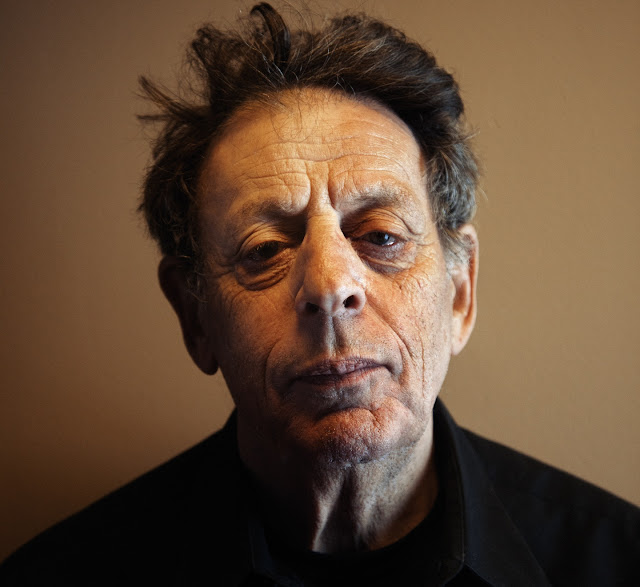 Philip Glass 80