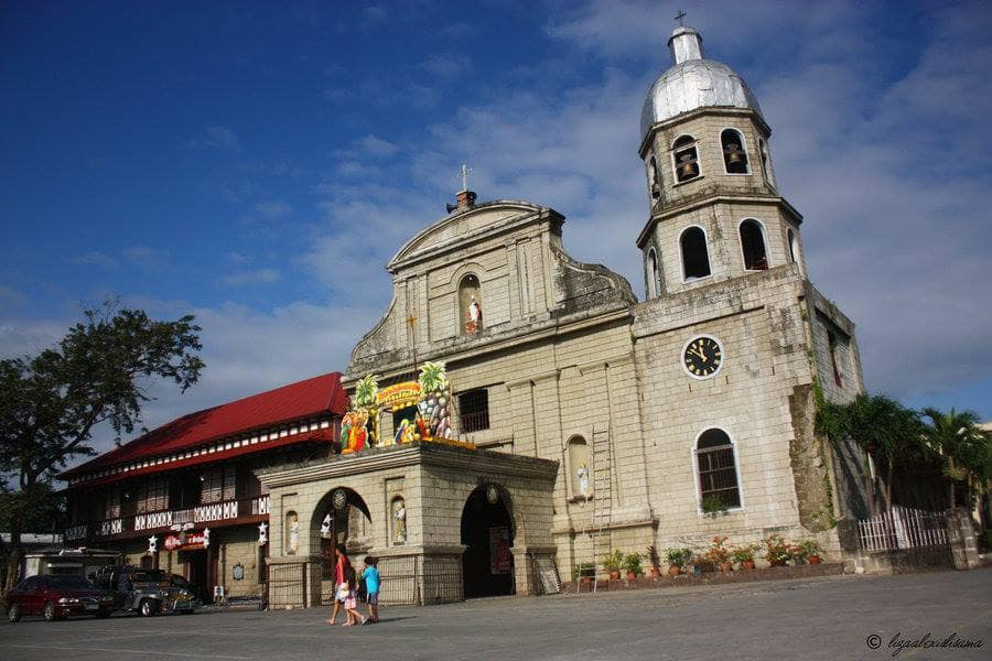 Parish of Santa Cruz in Tanza, Cavite