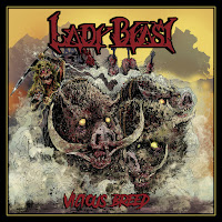 "Lady Beast - ""Vicious Breed"""
