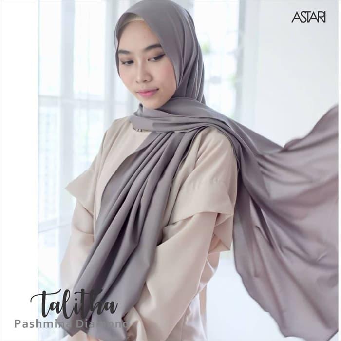 Grosir Jilbab Pashmina Nisa Sabyan Panjang Cantik Murah