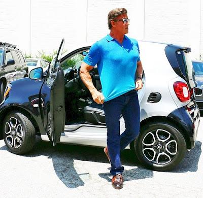 Sylvester Stallone's car