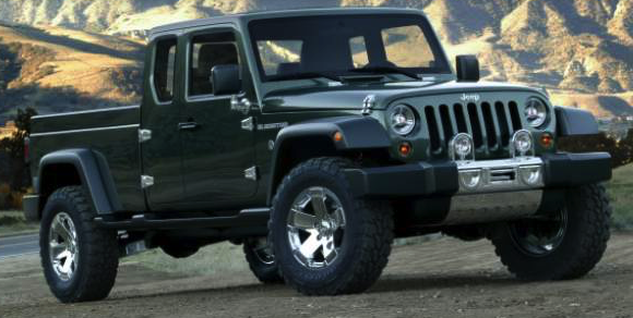 2018 Jeep Wrangler Pickup Review Release Date Price And Specs