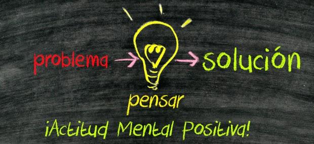 actitud mental positiva un camino hacia el éxito