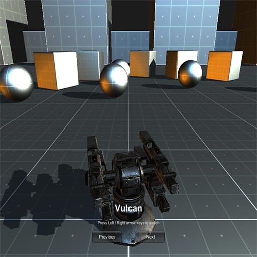Shooting Simulation 2 Wallpaper Engine