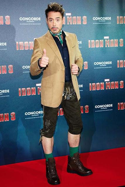 Robert Downey Junior pic