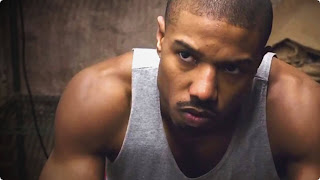 Handsome black actors Michael B Jordan