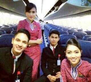 lulusan PSPP Penerbangan yang sudah bekerja
