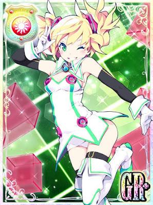 美少女ポリス ハッカドール1号カード