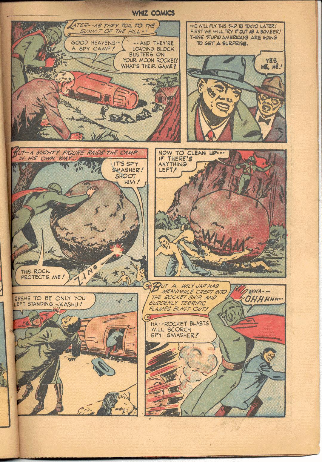 WHIZ Comics issue 71 - Page 31