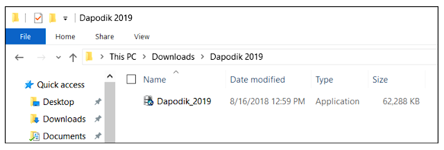 file installer dapodik
