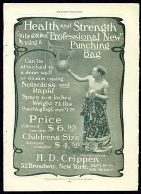 Crippen -- Professional New Punching Bag