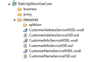 OSB 11g - Static Split Join in Oracle Service Bus - Oracle