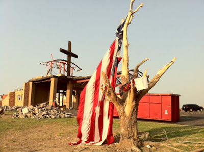 Volunteer Efforts Continue in Joplin, Mo. Today
