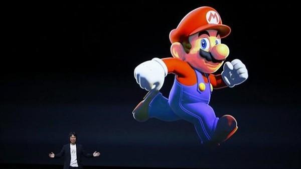 Depois de anunciar que em dezembro o iOS receberá Super Mario Run, a cotação da Nintendo na bolsa subiu 13,2%.