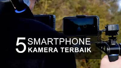 kamera smartphone terbaik untuk merekam video