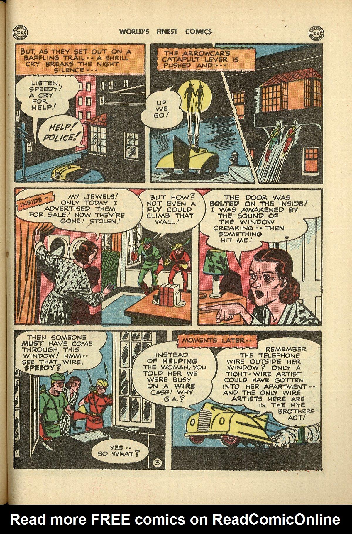 Read online World's Finest Comics comic -  Issue #26 - 53