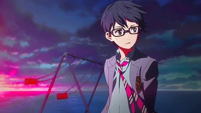 Sebenarnya Saya Ragu Untuk Memasukan Si Arima Ini Kedalam Daftar Chara Anime Kali
