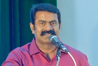 Seeman latest Speech at Bharathirajaa in OM movie audio launch