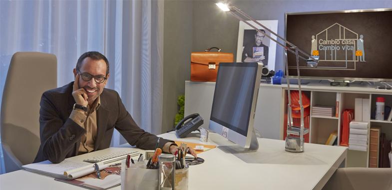 Cambio casa cambio vita andrea castrignano ritorna su - Andrea castrignano interior designer ...