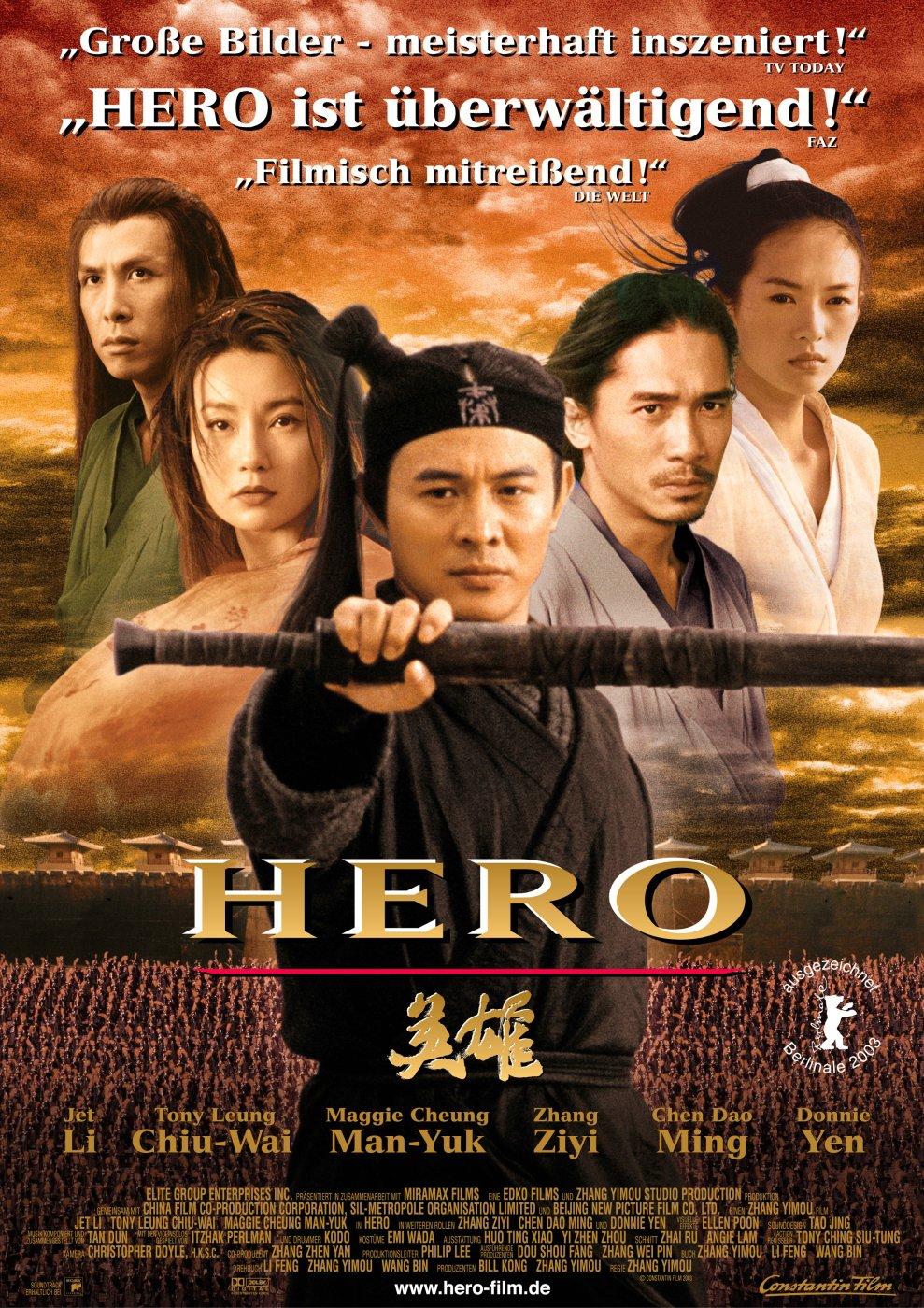 Xem Phim Anh Hùng 2002 2002