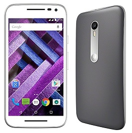 LOOT…………..Moto G Turbo Edition (White) worth Rs.12999 for Rs.4999 Only @ Amazon