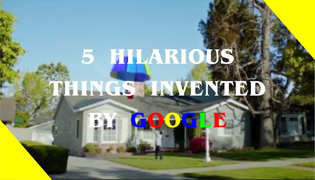 Google Inventions