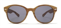 oak effect sunglasses