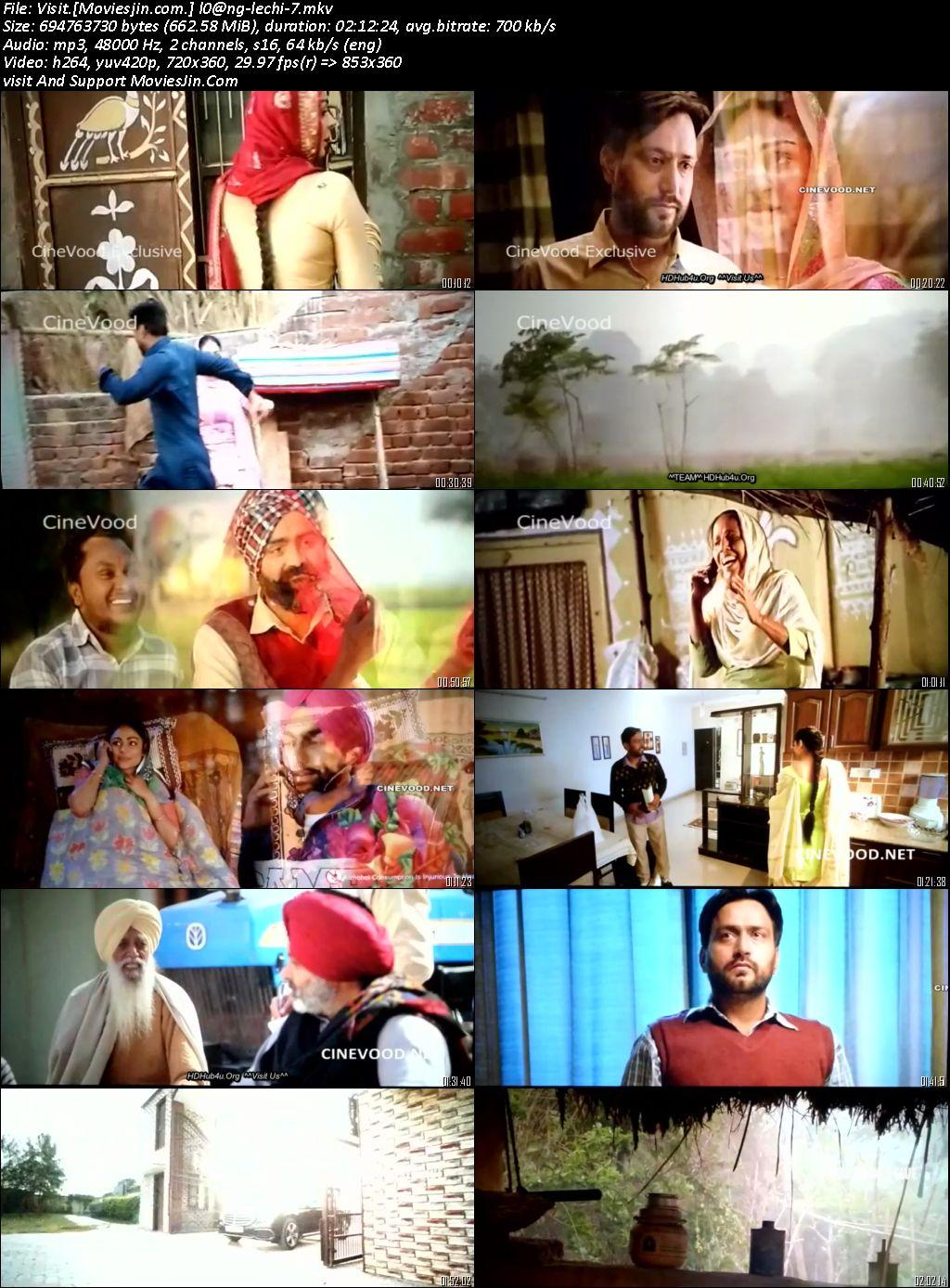 Laung Laachi 2018 Punjabi HD DVDScr 700MB Download